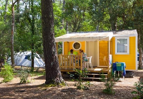 camping pas cher Seignosse