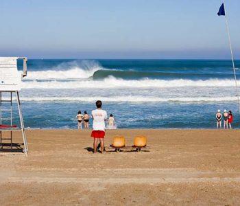les plages de la côte landaise